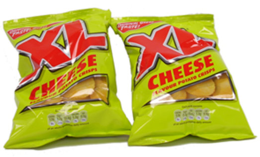 XL CHEESE CRISPS - CASE OF 48