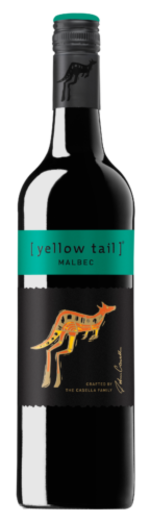 YELLOW TAIL MALBEC 2019 13.5% 75CL