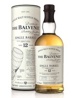 BALVENIE 12YO SINGLE BARREL CASK STRENGTH 70CL