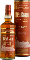 BENRIACH 12YO SHERRY 46% 70CL
