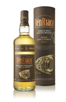 BENRIACH PEATED CASK STRENGTH BATCH 1 57.2% 70CL