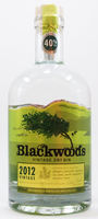 BLACKWOOD GIN 40% 70CL
