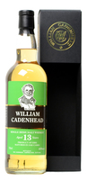 CADENHEAD 13YO SINGLE IRISH MALT 46% 70CL