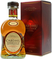 CARDHU AMBER ROCK 40% 70CL