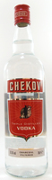 CHEKOV VODKA 37.5% 70CL