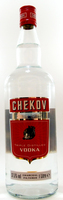 CHEKOV VODKA 37.5% 1LT