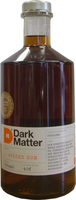 DARK MATTER SCOTTISH SPICED RUM 40% 70CL