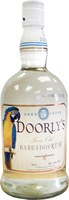 DOORLY'S 3YO WHITE RUM 40% 70CL