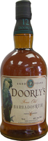 DOORLY'S 12YO RUM 40% 70CL