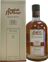 ENGLISH HARBOUR 10YO 40% 70CL