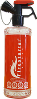 FIRESTARTER VODKA 5 X FILTERED 40% 70CL