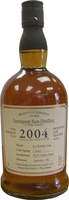 FOUR SQUARE 2004 CASK STRENGTH RUM 59% 70CL