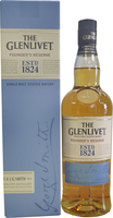 THE GLENLIVET FOUNDERS RESERVE 40% 70CL
