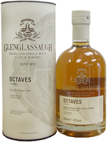 GLENGLASSAUGH OCTAVES CLASSIC 44% 70CL