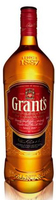 GRANTS FAMILY RESERVE BLENDED WHISKY 70CL 40%