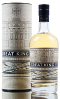 COMPASS BOX GREAT KING STREET ARTISTS BLENDED WHISKY 50CL 43%