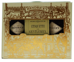 HENDRICKS LOVERS PACK (2X5CL)
