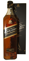 JOHNNIE WALKER BLACK LABEL 40% 70CL