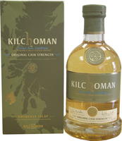 KILCHOMAN ORIGINAL CASK STRENGTH 59.2%  70CL