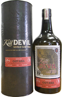 KILL DEVIL 8YO GUYANA DIAMOND POT STILL 59.3% 70CL
