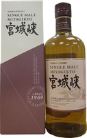 MIYAGIKYO SINGLE MALT WHISKY 43% 50CL