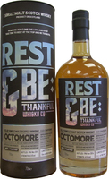 OCTOMORE 2007 (SAUTERNES) 63.8% (REST & BE THANKFUL)