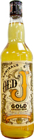 OLD J GOLD SPICED RUM 3YO 45% 70CL