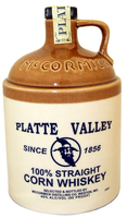 PLATTE VALLEY CORN WHISKEY 40% 70CL