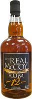 THE REAL MCCOY 12YO 40% 70CL
