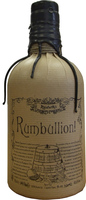 RUMBULLION SPICED RUM 42.6% 70CL