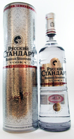 RUSSIAN STANDARD PLATINUM VODKA 40% 70CL