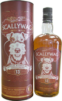 SCALLYWAG 13YO 46% 70CL