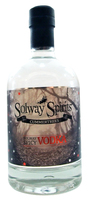 SOLWAY SPICY VODKA 40% 70CL