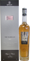 SPEY BYRON'S CHOICE 'THE MARRIAGE' 70CL 46%