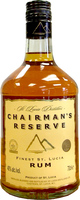 ST LUCIA CHAIRMAN'S RESERVE 40% 70CL