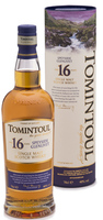TOMINTOUL 16 YEAR OLD 40 % 70CL
