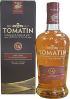 TOMATIN 14YO PORT FINISH 46% 70CL