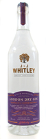 WHITLEY LONDON DRY GIN 38.6% 70CL