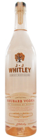 WHITLEY RHUBARB VODKA 38.6% 70CL