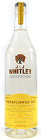 WHITLEY ELDERFLOWER GIN 38.6% 70CL