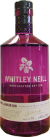 WHITLEY NEILL RHUBARB & GINGER GIN 43% 70CL