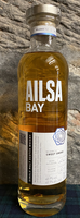 AILSA BAY SINGLE MALT WHISKY 48.9% 70CL