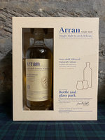 ARRAN 10YO GLASS PACK 46% 70CL