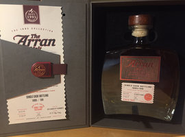 ARRAN 1995 PRIVATE BOURBON CASK 50.7% 70CL