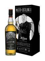 ARRAN JAMES MACTAGGART MASTER OF DISTILLING II 12YO 51.8% 70CL