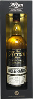 ARRAN PRIVATE CASK INDIE BRANDS EXCLUSIVE 2011 PEATED 57.5% 70CL