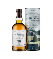 BALVENIE 14YO THE WEEK OF PEAT 48.3% 70CL