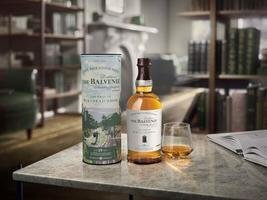 BALVENIE 19YO EDGE OF BURNHEAD WOOD 48.7% 70CL