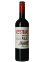BEEFSTEAK CLUB MEATY MALBEC 2016 12.5% 75CL
