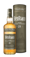 BENRIACH 21YO TEMPORIS PEATED 46% 70CL